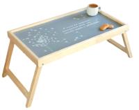Поднос-столик Grifeldecor Одуванчики BZ201-8G399 -