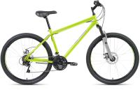 Велосипед Forward Altair MTB HT 26 2.0 Disс 2021 / RBKT1M16E003 (19, зеленый/серый) -