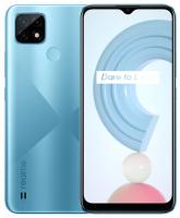 Смартфон Realme C21 4/64GB / RMX3201 (голубой) -