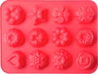 Форма для выпечки Walmer Bakery / W27322440 (красный) -