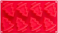 Форма для выпечки Walmer Winter / W27291731 (красный) -