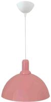 Потолочный светильник Apeyron Electrics 15Вт 220В / 12-104 (розовый) -