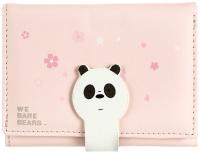 Кошелек детский Miniso We Bare Bears Панда 3355 -