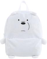 Детский рюкзак Miniso We Bare Bears Белый медведь 1573 -