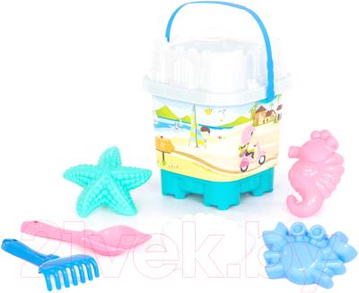 Набор игрушек для песочницы Полесье №592 / 62468