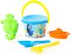 Набор игрушек для песочницы Полесье Disney/Pixar В поисках Немо №7 / 66930 -