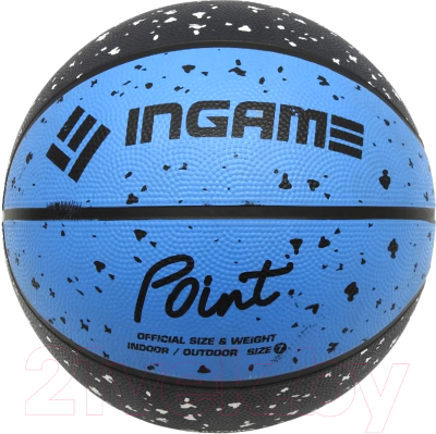 Баскетбольный мяч Ingame Point №7