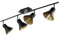 Люстра Aitin-Pro C1003/4 (черный/золото) -