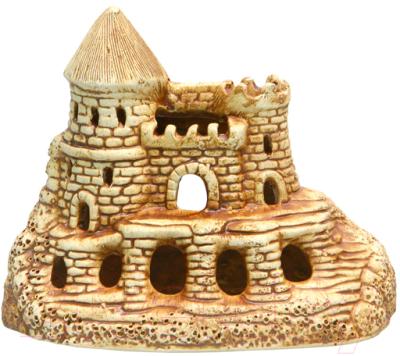 Декорация для аквариума Орловская керамика Каменная крепость / 75LC