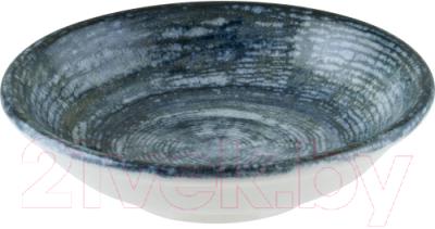 Тарелка столовая глубокая Bonna Patera Denim Gourmet / PTRDNGRM9CK