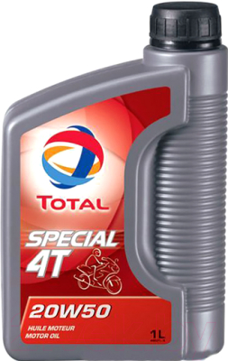 Моторное масло Total Special 4T 20W50 / 166265 (1л)