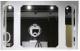 Зеркало Belux Кастилия К250-02 (1, белый) -