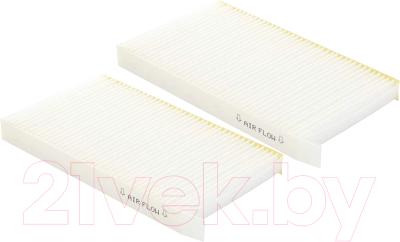 Комплект салонных фильтров Corteco 80001130