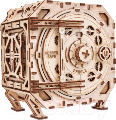 Копилка Wood Trick Механический Сейф / 1234-41