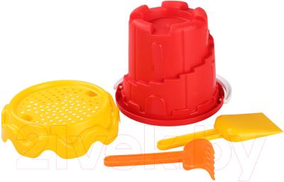 Набор игрушек для песочницы Альтернатива Город детства / М6304