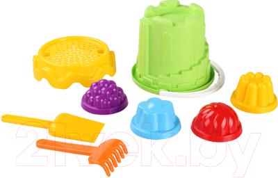 Набор игрушек для песочницы Альтернатива Город детства / М6359