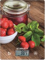 Кухонные весы Scarlett SC-KS57P61 (клубничное варенье) -