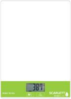 Кухонные весы Scarlett SC-KS57P93 (Green Line) -