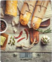 Кухонные весы Scarlett SC-KS57P62 (багет) -