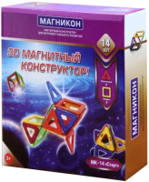 Конструктор магнитный Магникон MK-14 -