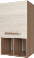 Шкаф навесной для кухни Modern Ника Н154 (ясень светлый) -