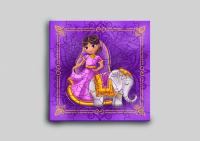 Головоломка Mr. Puzz Индийская Принцесса / VD5001 -