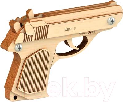 Пистолет игрушечный Древо Игр Резинкострел Байкал DI-P001