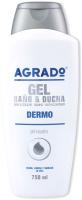 Гель для душа Agrado Bath & Shower Gel Dermo для чувствительной кожи (750мл) -