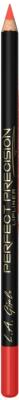 Фото - Карандаш для губ L.A.Girl Perfect Precision Lipliner Sensational GP719 карандаш для губ high precision 0 28г no 34
