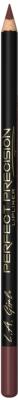Фото - Карандаш для губ L.A.Girl Perfect Precision Lipliner Satin Plum GP723 карандаш для губ high precision 0 28г no 34