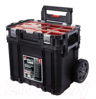 Ящик для инструментов Keter Connect Cart Org / 17205661