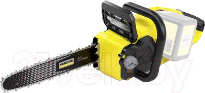 Фото - Электропила цепная Karcher CNS 36-35 Battery воздуходувка аккумуляторная karcher blv 36 240 battery
