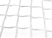 Сетка волейбольная Luxsol Безузловая упрощенная 8.5x1м (2.2мм, без ленты, белый) -