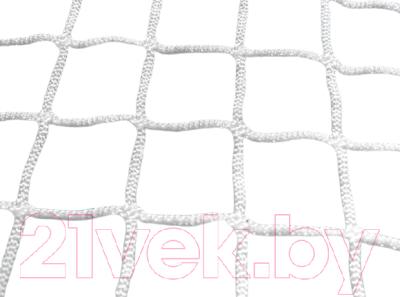 Сетка волейбольная Luxsol Безузловая упрощенная 8.5x1м