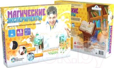 Набор для опытов Инновации для детей Магические эксперименты / 812