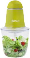 Измельчитель-чоппер Kitfort KT-3016-2 (салатовый) -