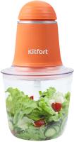 Измельчитель-чоппер Kitfort KT-3016-4 (оранжевый) -