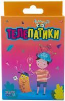 Настольная игра Selfie Media Телепатики / 44414 -