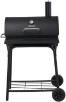 Угольный гриль GoGarden Chef-Master 66 / 50163 (черный) -