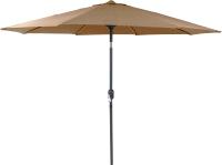 Зонт садовый Afina Garden AFM-270/8k-Beige -