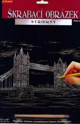 Набор для творчества ArtLover Гравюры-голограммы. Тауэрский мост / SCS-EP200