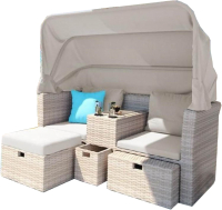 Комплект садовой мебели Afina Garden AFM-330 (Beige) -