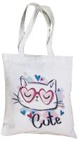 Сумка-шоппер MONAMI BAG-06 (кот в очках) -