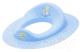 Детская накладка на унитаз Maltex Жираф / 7651 (голубой) -