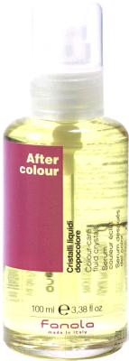 Сыворотка для волос Fanola After Colour для окрашенных волос (100мл)