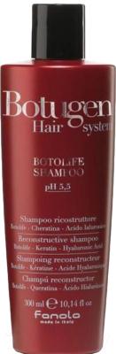 Шампунь для волос Fanola Botugen Hair System Botolife для реконструкции ломких волос (300мл)