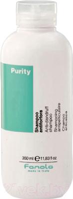 Шампунь для волос Fanola Purity для сухой кожи головы против перхоти (350мл)