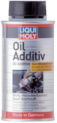 Присадка Liqui Moly Oil Additiv / 3901 (125мл)