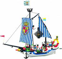 Конструктор Brick Пиратский корабль / 305 -