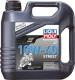 Моторное масло Liqui Moly Motorbike 4T 10W40 Street / 1243 (4л) -